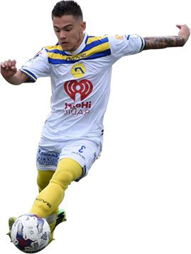 Rochester Lancers man soccer player